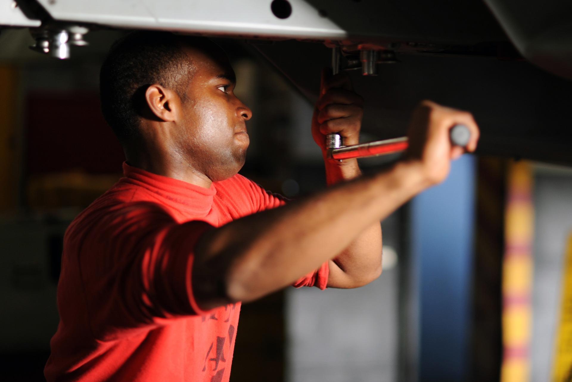 Job Labor Worker Construction Industry Male Task Karakuri Kaizen