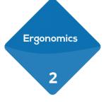 Second benefit of the Karakuri Kaizen : Ergonomics