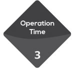 Third benefit of the Karakuri Kaizen : Operation time
