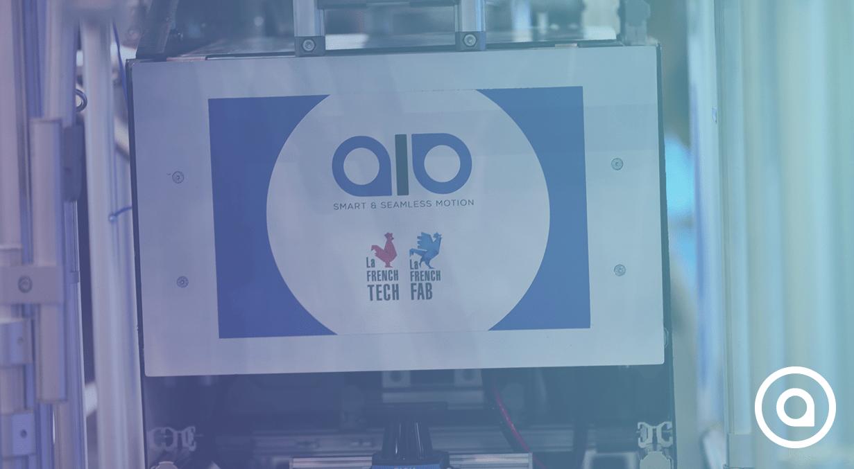 AGV loop AGV for lean manufacturing