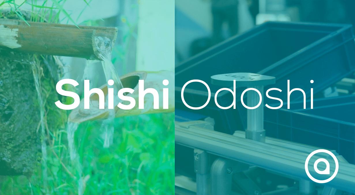 Shishi Odoshi solution for karakuri kaizen lean solution for manufacturing