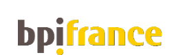 BPI France black and yellow logo